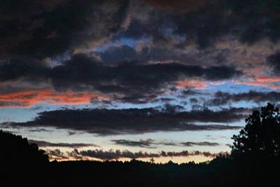 Photograph - Saturday Sunset by Kathryn Meyer