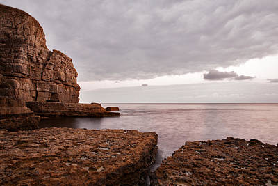When Life Gives You Lemons - Seacombe Bay by Ian Middleton