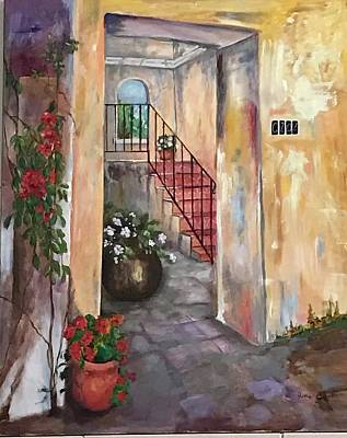 Painting - Sedona by Gloria Smith