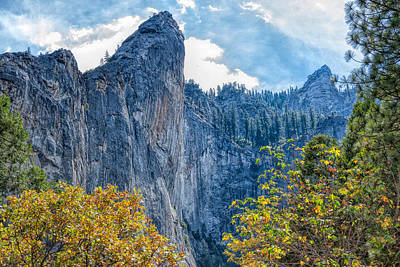 Photograph - Sentinel Rock by John M Bailey