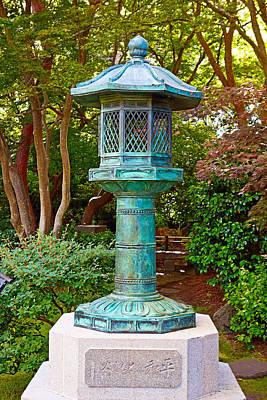 Photograph - Sf Japanese Tea Garden Study 13 by Robert Meyers-Lussier