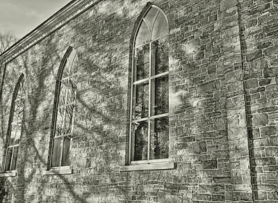 Photograph - Shadows And Stone by JAMART Photography