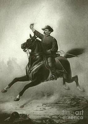 Sheridan's Ride Print by Thomas Buchanan Read