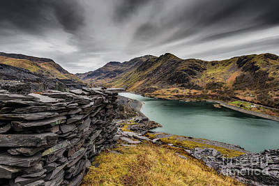 Photograph - Snowdon Moutain Range by Adrian Evans