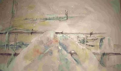 Painting - Snowflake Album by Debbi Saccomanno Chan