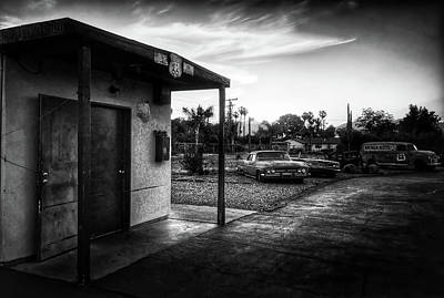 Photograph - Somewhere On Route 66 by Mountain Dreams