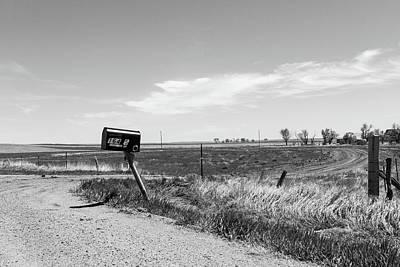 Black And White Photograph - South Dakota 2015 by Ellen and Udo Klinkel