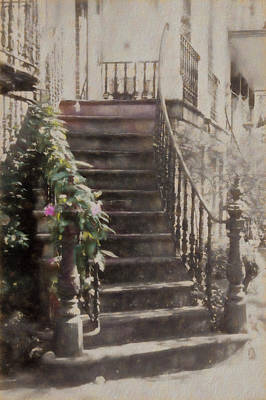 Photograph - Southern Steps by JAMART Photography