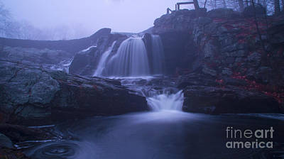 Photograph - Southford Falls State Park by New England Photography