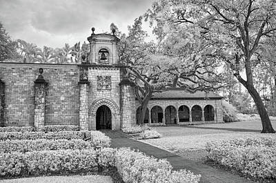 Photograph - Spanish Monastery by Steven Greenbaum