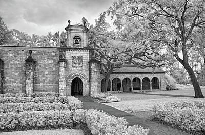 Photograph - Spanish Monastery by Steven Greenbaum