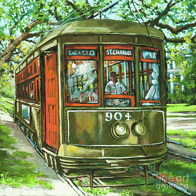 Painting - St. Charles No. 904 by Dianne Parks