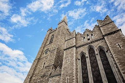 Photograph - St. Patrick's Cathedral by Scott Pellegrin