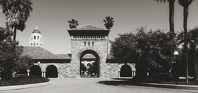 Photograph - Stanford University by Library Of Congress