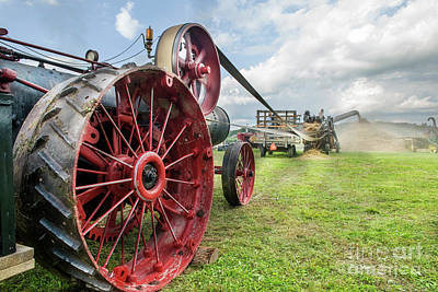 Photograph - Steam Engine by David Arment