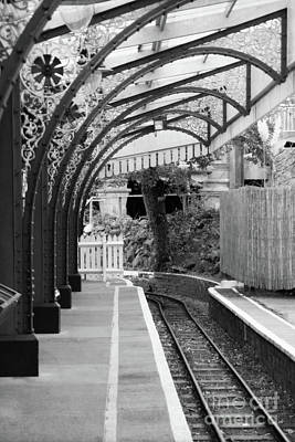 Photograph - Steam Train Station Art  by Doc Braham