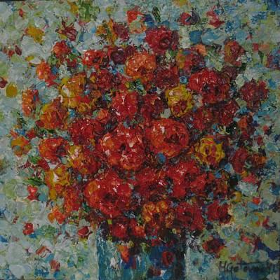 Painting - Still Life by Mirjana Gotovac