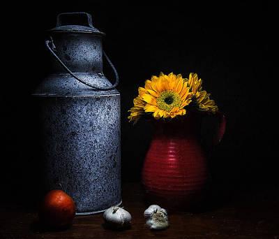 Photograph - Still Life by Nancie Rowan
