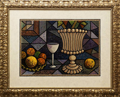 Still Life With Vase Original