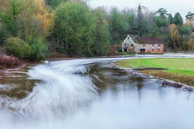 Sturminster Newton Mill - England Art Print by Joana Kruse