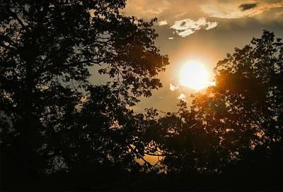 Photograph - Sundown by Kathryn Meyer