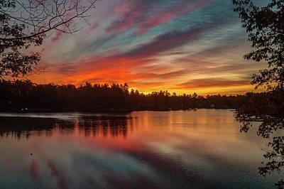 Photograph - Sunrise by Jane Luxton