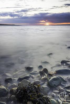 Photograph - Sunset Beach by Ian Mitchell