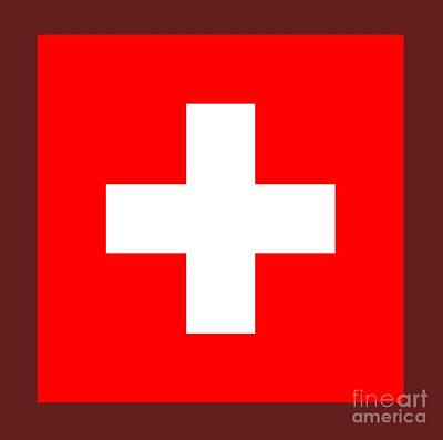 Switzerland Flag Original
