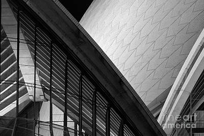 Photograph - Sydney Opera House by David Iori