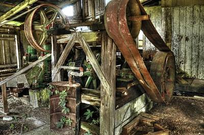 Photograph - Syrup Mill by Ronald Olivier