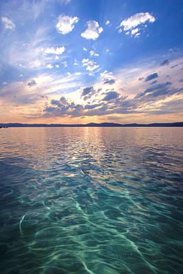 Photograph - Tahoe Dreams  by Sean Sarsfield