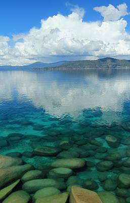 Photograph - Tahoevision by Sean Sarsfield
