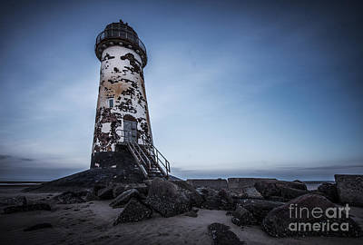 Talacre Lighthouse  Art Print