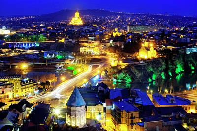 Photograph - Tbilisi by Fabrizio Troiani