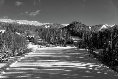 Photograph - Telluride Ski Slope by Loc
