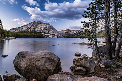 Photograph - Tenaya Lake by Cat Connor