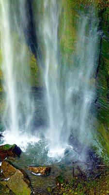 Photograph - Tews Falls by Valentino Visentini