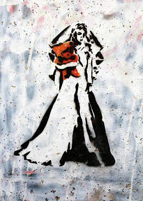 Photograph - The Bride by Munir Alawi