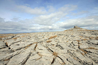 Fanore Photograph - The Burren by John Quinn