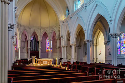 Photograph - The Church by William Norton