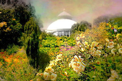 Photograph - The Conservatory by Diana Angstadt