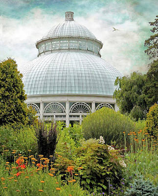Conservatories Photograph - The Conservatory by Jessica Jenney