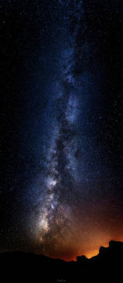 Photograph - The Heavens Declare by Rick Furmanek
