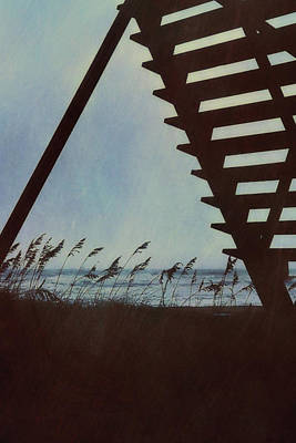 Photograph - The Outerbanks Circa 1960s by JAMART Photography