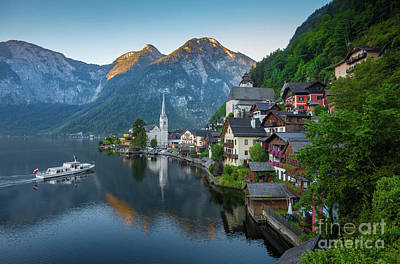 Photograph - The Pearl Of Austria by JR Photography
