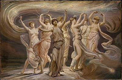The Pleiades Original by Elihu Vedder