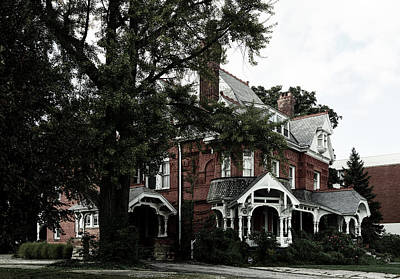 Photograph - The Reynolds - Secor House by L O C