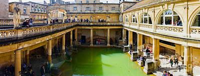 Photograph - The Roman Baths by Colin Rayner
