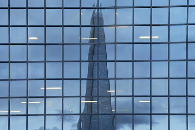 The Shard - London Art Print