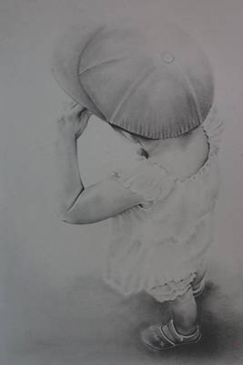 This Way Art Print by John C